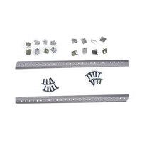 True 912065 51 7/8 inch Aluminum Shelf Standard Kit