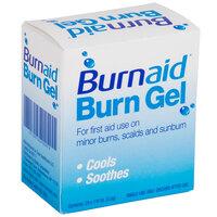 Medique 3066 Medi-First Burn Aid 3.5 g Burn Gel Packet   - 25/Box