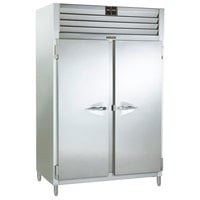 Traulsen RDH232WUT-FHS Stainless Steel 51.6 Cu. Ft. Two Section Reach In Holding Cabinet / Refrigerator - Specification Line