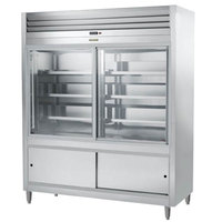 Traulsen RS332N-1 46 Cu. Ft. Sliding Glass Door Refrigerated Deli Merchandiser - Specification Line