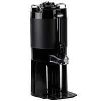 Bunn 44050.0001 TF 1.5 Gallon Black ThermoFresh Server with Attached Base