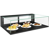 Structural Concepts NR4813DSV Reveal 48 inch Non-Refrigerated Countertop Bakery Display Case
