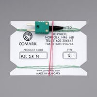 Comark Type-K Flexible Wire Air Probe with 39 inch Cable AK28M