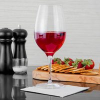Stolzle 1560035T Celebration 17 oz. Bordeaux Wine Glass - 6/Pack