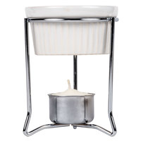 American Metalcraft BWR34 Butter Warmer with 2 oz. Ramekin
