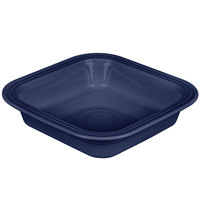 Homer Laughlin 962105 Fiesta Cobalt Blue 9 inch Square Baker - 2/Case
