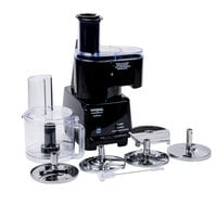 Waring FP1000 Cuisinart Combination Continuous Feed Food Processor with 2.5 Qt. Bowl and Dicing Grid - 2 hp