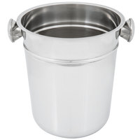 9 inch Stainless Steel Wine / Champagne Bucket - 8 Qt.