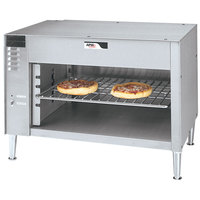 APW Wyott CMC-36 36 1/2 inch Countertop Cheese Melter - 208V