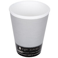 Dart 89U8FS Fusion Steele 8 oz. Foam Hot Cup - 1000/Case