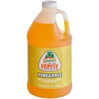 Jarritos 1/2 Gallon Pineapple Slushy 5:1 Concentrate - 6/Case