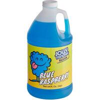 Jolly Rancher 1/2 Gallon Blue Raspberry Slushy 5:1 Concentrate - 6/Case