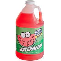 Jolly Rancher 1/2 Gallon Watermelon Slushy 5:1 Concentrate - 6/Case