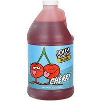 Jolly Rancher 1/2 Gallon Cherry Slushy 5:1 Concentrate - 6/Case
