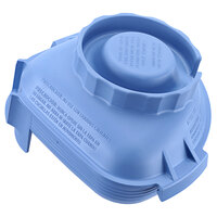 Vitamix 58992 Blue One-Piece Solid Lid for Advance Jars