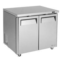 Turbo Air MUR-36 M3 Series 36 inch Undercounter Refrigerator
