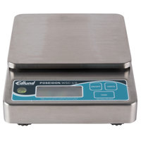 Edlund WSC-10 Poseidon 10 lb. Waterproof Digital Portion Scale