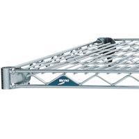 Metro 1472NS Super Erecta Stainless Steel Wire Shelf - 14 inch x 72 inch