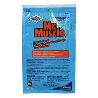 SC Johnson 991209 Mr. Muscle 2 oz. Boil Out Fryer Cleaner Packet - 36/Case