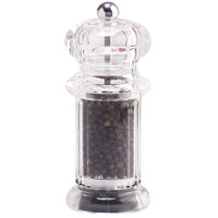 Chef Specialties 01751 Citation 5 1/2 inch Acrylic Pepper Mill