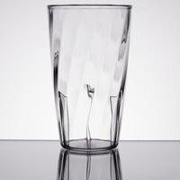 Carlisle 4366607 Clear Swirl Polycarbonate Tumbler 12 oz. - 36 / Case