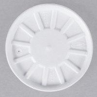 Dart 20RL Foam Vented Lid - 50/Pack