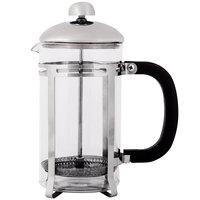 20 oz. Glass / Stainless Steel French Coffee Press