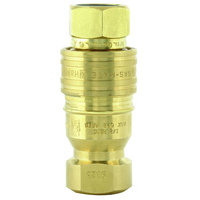 T&S AW-5D Safe-T-Link 3/4 inch NPT Quick Disconnect for T&S HW-4 Series Hoses