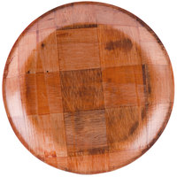 10 inch Woven Wood Plate - 12/Pack  sc 1 st  WebstaurantStore & Woven Wood Dinnerware | WebstaurantStore