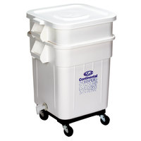 Continental 2807WH 32 Gallon Vegetable Crisper Bin