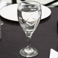 Libbey 3911 Teardrop 12 oz. Customizable Goblet   - 36/Case