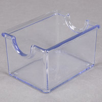 Clear Plastic Sugar Caddy