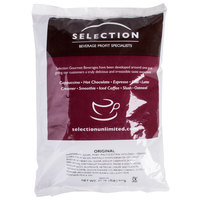 Original Cappuccino Mix - (6) 2 lb. Bags / Case
