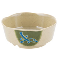 GET 0163-TD Japanese Traditional 16 oz. Scalloped Edge Bowl - 12/Case