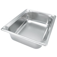 Vollrath 46858 Replacement Water Pan for 4.1 Qt. 46035 Classic Brass Chafer