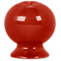 Homer Laughlin 751326 Fiesta Scarlet Pepper Shaker - 12/Case