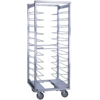 Cres Cor 207-UA-12-AD Deluxe Roll In Refrigerator Pan Rack - 12 Pan Capacity