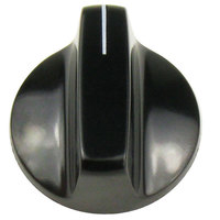 APW Wyott 87146 Equivalent Temperature Knob for Countertop Cookers