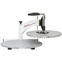 DoughXpress DXDD-16 Dough Docking Press with 16 inch Platen