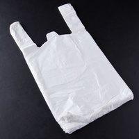 1/8 Size White T-Shirt Bag - 1000 / Case