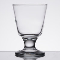 Anchor Hocking 2907M Excellency 7 oz. Footed Rocks / Old Fashioned Glass   - 36/Case
