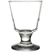 Anchor Hocking 2907M Excellency 7 oz. Footed Rocks Glass - 36 / Case