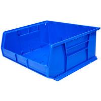 Metro MB30250B Blue Stack Bin 14 3/4 inch x 16 1/2 inch x 7 inch