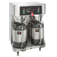 Grindmaster PBVSA-430 1.5 Gallon Twin Shuttle Coffee Brewer - 120/208V