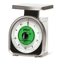 Rubbermaid Pelouze YG180R 5 lb. Mechanical Portion Control Scale (FGYG180R)
