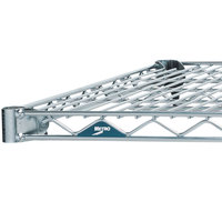 Metro 1448NS Super Erecta Stainless Steel Wire Shelf - 14 inch x 48 inch