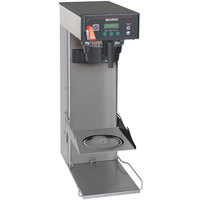 Bunn 35700.0020 ITCB-DV Infusion Coffee and Tea Brewer with 25 3/4 inch Trunk and Flip Tray - Dual Voltage