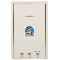 Koala Kare KB101-00 Vertical Baby Changing Station - Cream