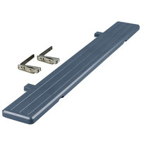 Carlisle 772159 Slate Blue Maximizer Tray Slide 6' for Maximizer Food Bar