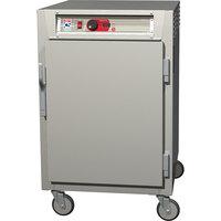 Metro C585-SFS-U C5 8 Series Reach-In Heated Holding Cabinet - Solid Door